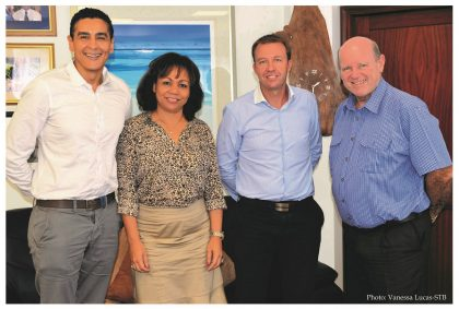 Banyan Tree Seychelles welcomes new General Manager