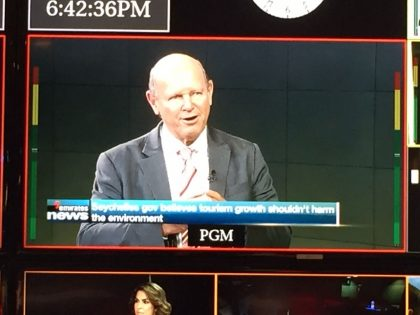 Seychelles Minister on main Dubai TV – Emirates News