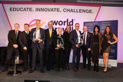 WTM presents World Tourism Awards 2016