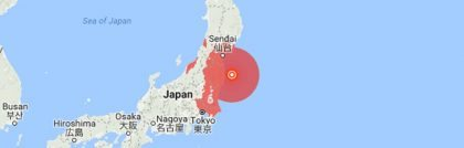 Tsunami warning issued after huge quake rocks Japan