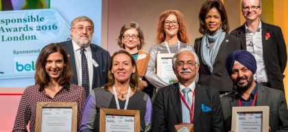 Powerful potential of big business recognized in World Responsible Tourism Awards