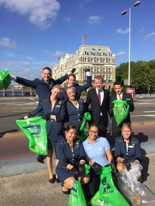 InterContinental Amstel Amsterdam celebrates 150-year jubilee with Green Globe