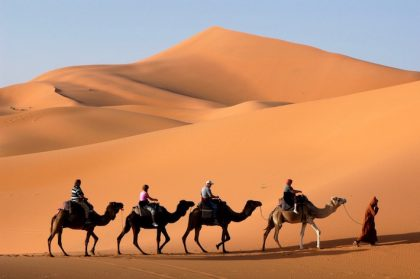 Morocco Tourism overhauls tourist guide training