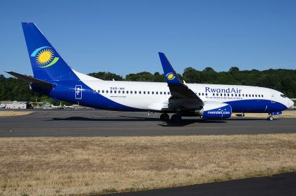 Rwandair's ISAGO certification catapults it into the African big league