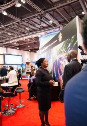 T&T shines at World Travel Market 2016
