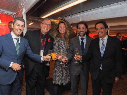 """WTM 2016 – Tenerife event """"onboard"""" iconic Cutty Sark"""