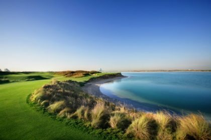 Why Yas Island is the perfect golf in the sun destination