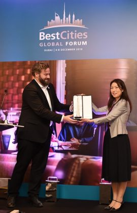 Inaugural BestCities Global Forum builds a legacy of success