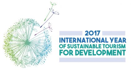 2017 declared International Year of Sustainable Tourism for  Development