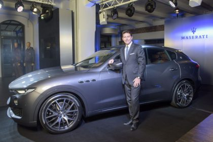 "Maserati partners with Sotheby's to celebrate ""Night of Luxury"" in New York City"