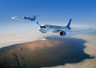 Bombardier confirms sale of three more aircraft to Tanzania