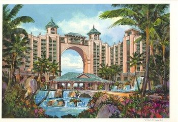 Iconic Atlantis Resort coming to Hawaii
