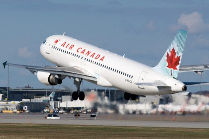 Air Canada launches nonstop service between Montreal and San Juan, Puerto Rico