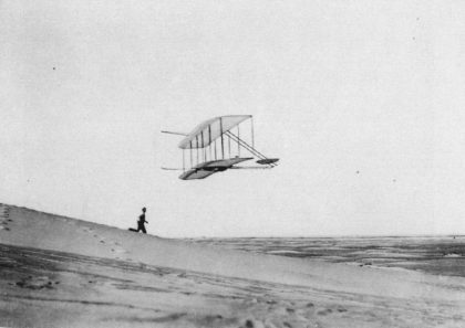 First flight: Dream of ages became reality 113 years ago