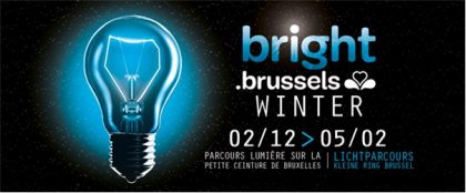 Bright Brussels Winter lights up today