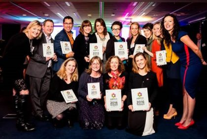 Royal Society of Medicine, SECC, Conference Partners and Glasgow City Marketing Bureau honored at ABPCO Excellence Awards