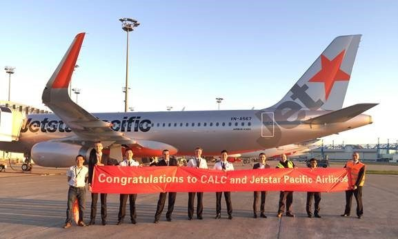 CALC completes delivery of four aircraft to Jetstar Pacific