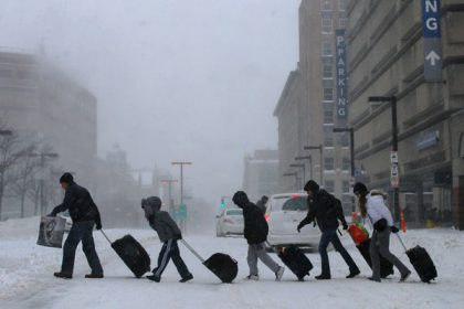 Dangerous cold threatens much of US