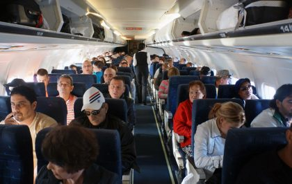 BTS: US airlines' load factor up after two months of decline