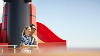 Cunard showcases time, space and a life less ordinary with new brand film