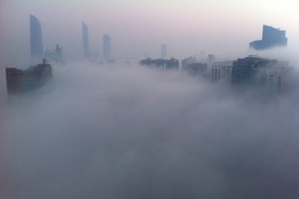 Thick fog grounds over 100 flights at Dubai International Airport