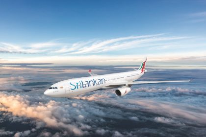 SriLankan becomes first international airline to fly to Maldives' Gan Island