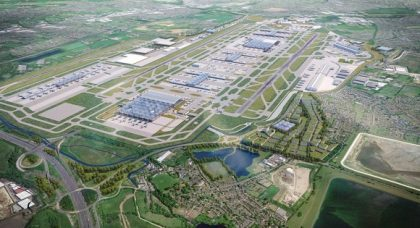 Heathrow reveals team that will design airport's sustainable expansion