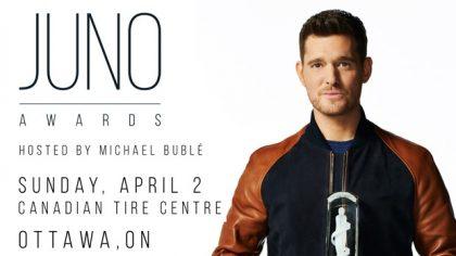 Ottawa to host 2017 Juno Awards