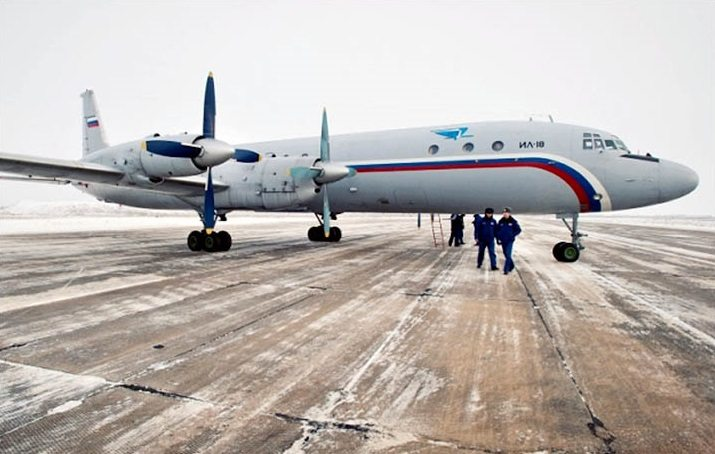 """All passengers and crew """"miraculously survived"""" plane crash in Russia"""