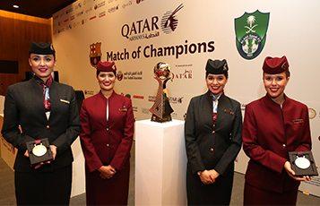 Qatar Airways unites FC Barcelona and Al-Ahli Saudi FC for Qatar Airways Cup