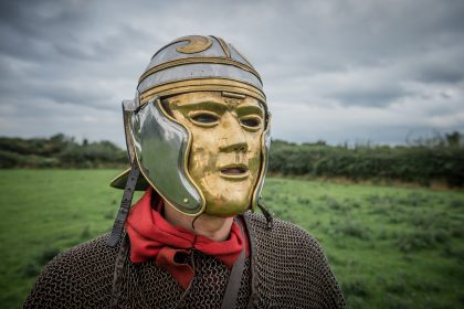 UK: Hadrian's Wall announces new wall-wide Roman cavalry exhibition