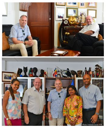 PATA and Seychelles Tourism: New Discussions