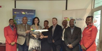 Air Seychelles media conference in South Africa ahead of exciting launch of Durban flights