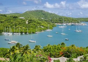 Antigua and Barbuda end the year with record high