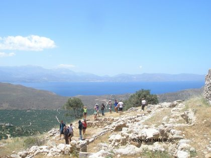 6-Day seminar in Crete, Greece: Discovering Crete's cultural, culinary and natural wonders