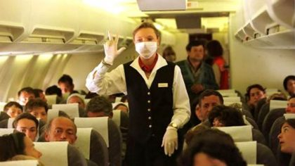 When airlines are liable for the spread of communicable diseases