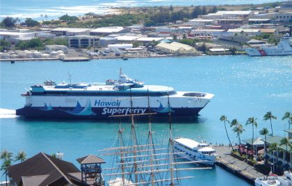Déjà vu: Hawaii to spend a half million to bring back inter-island ferry