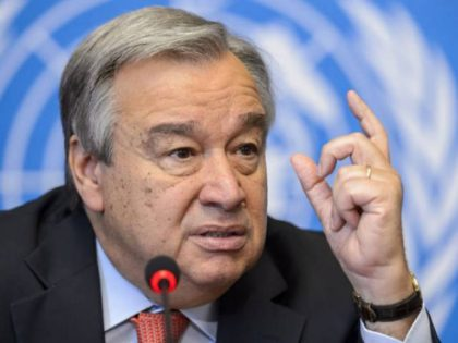 "New UN chief vows to combat sexual abuse by UN ""peacekeepers"""