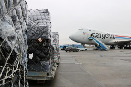 Budapest Airport: Outstandingly successful year in cargo operations