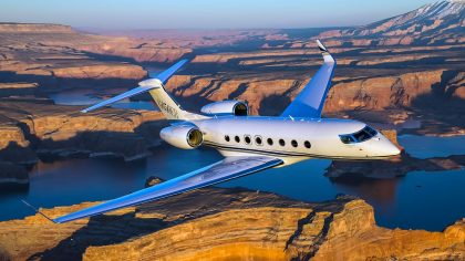 Gulfstream G650ER continues record streak