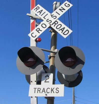 US DOT launches new railroad crossing safety ad