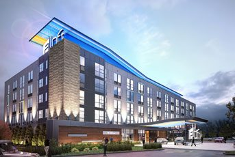 Aloft expands in Louisville with second hotel opening