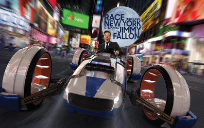 "Universal Orlando: ""Race Through New York Starring Jimmy Fallon"" opens April 6"