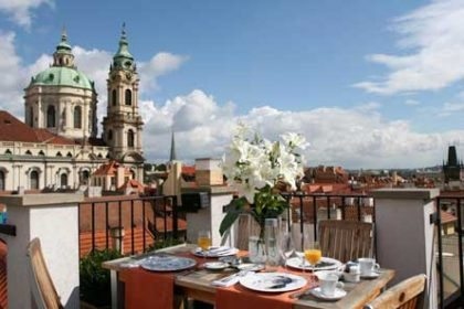 European chain hotels market review: Strong profit growth for Prague and Warsaw hotels