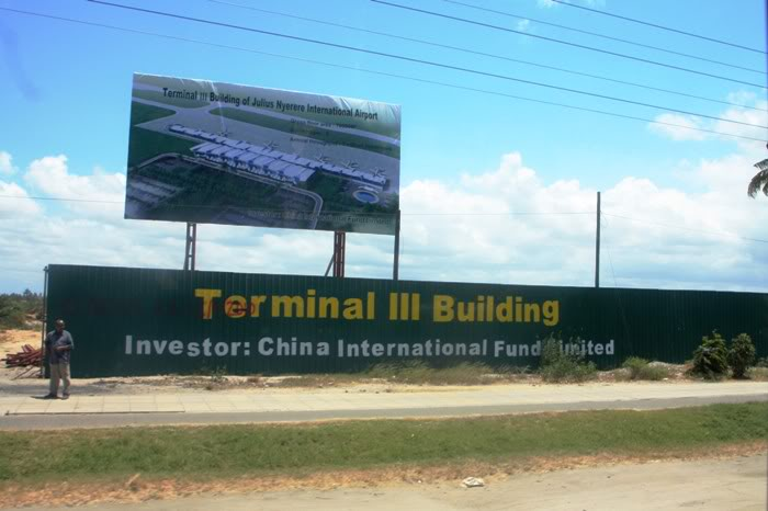 New terminal at Dar es Salaam airport faces more delays