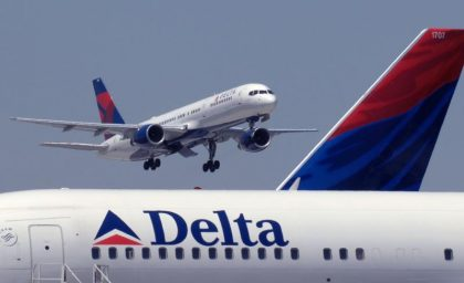 Delta Air Lines reports December 2016 financial and operating performance