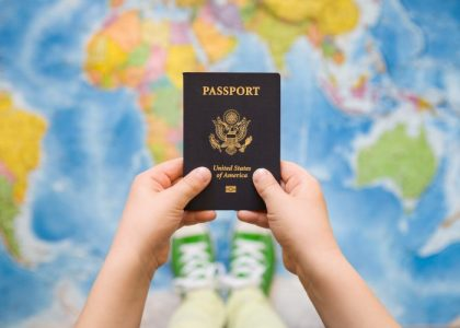 US citizen international travel up 10 percent