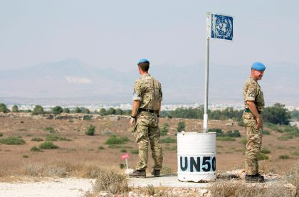 """UN official: A """"historic opportunity"""" to reunite divided Cyprus"""