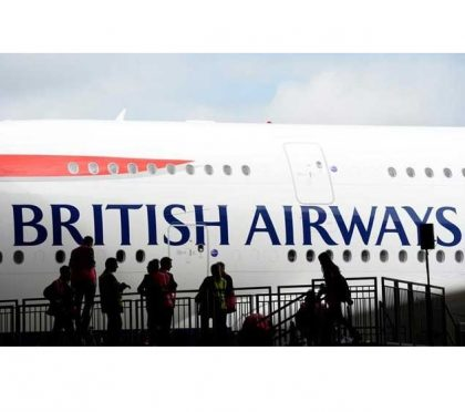 British Airways cabin crew to stage 48-hour walkout on January 10