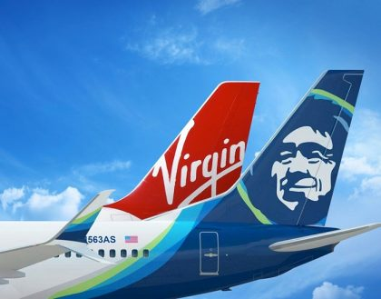 Alaska Air Group reports full-year operational results